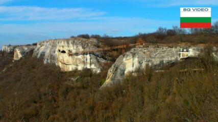 Провадийско плато - скален манастир Шашкъните