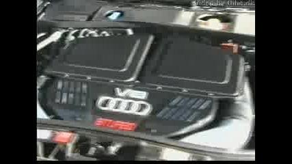 Audi Rs6 V8 Bi - Turbo Engine 450hp