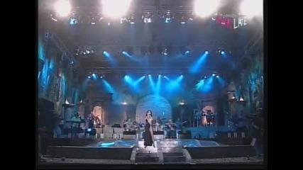 Ceca - Nevaljala - (LIVE) - (Marakana) - (TV Pink 2002)