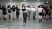 11.kpop Random Dance Mirrored Video