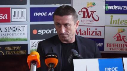 Анатоли Нанков разкри какво му е казал Антов за първите си дни в Болоня