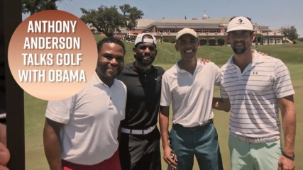 Golfing with Obama isn't actually politically correct