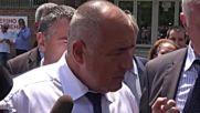 Борисов: Не съм виждал нашия кандидат за кмет в Галиче