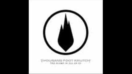 Thousand Foot Krutch - New Drug