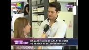 Çağatay Ulusoy - Show Tv 01.05.2012