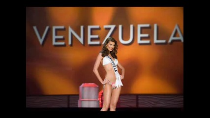 Мис Вселена 2009 - Стефания Фернандес