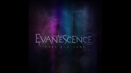 Evanescence - What You Want - 2011 (new + full song)