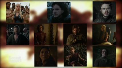 Game of Thrones™ - Honest Trailers™ (бг превод)