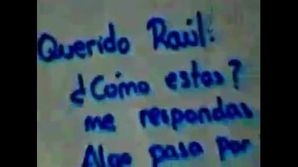 Скъпи Раул,...