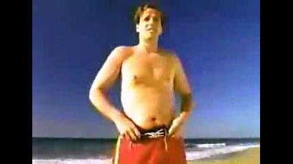 Budweiser - No nude sunbathing