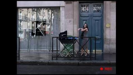 Реклама На Jvc - Бебе И Количка