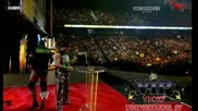 Hbk Shawn - Michaels Предизвиква Undertaker Да Се Бият На Wrestlemania 26 Raw 12/14/09