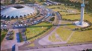 Стадиона в Самара за Световното първенство по футбол в Русия 2018