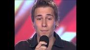 Невероятно изпълнение в X - Factor България