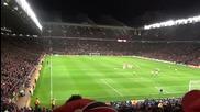 Престижен гол на Берба в Шампионската лига