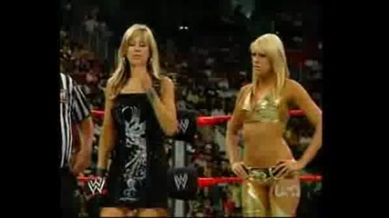 Kelly Kelly, Cody & Ted