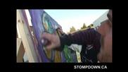 Graffiti #167 - Stompdown!