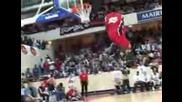 And 1 vs Slamnation Slam dunk contest