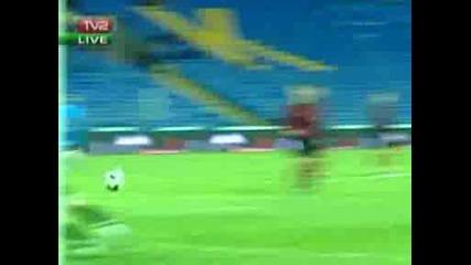 Левски - Локомотив Мездра 3:1 *23.04.09*