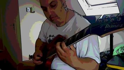 Иван Дракалиев китарно соло