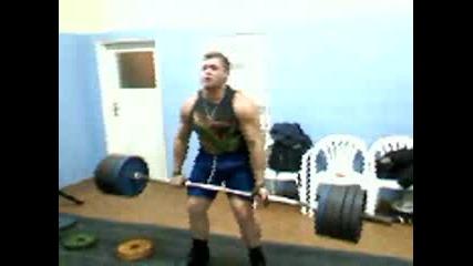 Crash 220kg Тяга