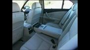 BMW 5 Салон. Дизайн на интериора. Двигател.