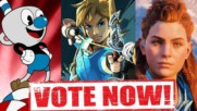 Vote now for your Game Of The Year 2017 and win prizes!