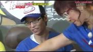 [ Eng Subs ] Running Man - Ep. 103 (with Shin Se Kyung, No Sa Yeon, Yoo Joon Sang) - 1/2