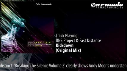 Dns Project & Fast Distance - Kickdown (original Mix)