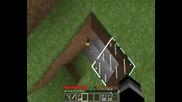 Minecraft Survival Ep 3: Кой пак беше този ?!?!?!??