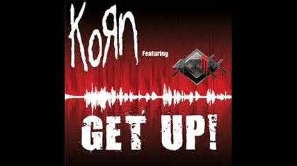 Skrillex ft. Korn-get Up