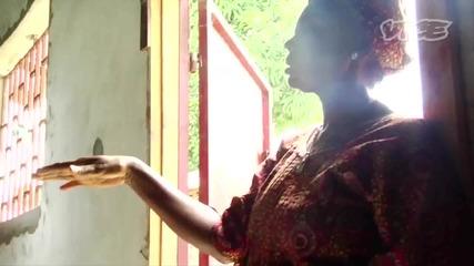 (18+) Канибализма при военните в Либерия. Част 3. Последна на пълнометражния филм.
