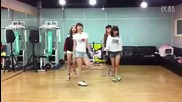 Miss A -goodbye Baby [dance practice]
