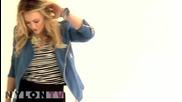 Hilary Duff Nylon photoshoot