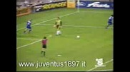 Ravanelli - Гол - Juventus Vs Ajax 1996