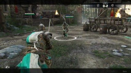 For Honor Beta 01
