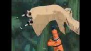Naruto Vs. Gaara