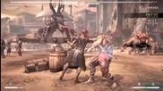Mortal Kombat X Ps4 Gameplay Walkthrough Movie Part 5