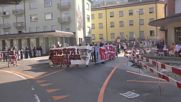 Switzerland: Activists denounce Italian and Swiss migration policies in border town