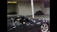 С риск да я смаже той прави шоу - Nissan Silvia S13
