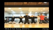 Mblaq - It's War ~ Dance Practice