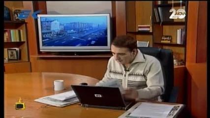 Неволите на култовия водещ Николай Колев - Господари на ефира (06.01.2015г.)