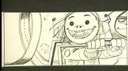 Gorillaz - 19-2000 ( Storyboard )