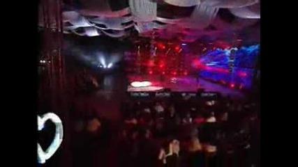 Mariana Jeckova - Moonlight - Semifinal Eurovision Bulgaria 26.01.2008