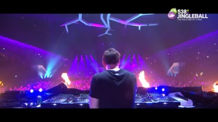 Hardwell @ Radio 538 Jingle Ball 2016 - Part 3 [1080p]