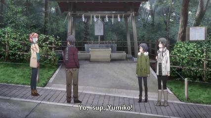 Yahari Ore no Seishun Love Comedy wa Machigatteiru. Zoku Episode 10 Eng Subs