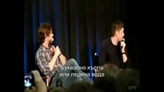 Jensen & Jared - Funny Moments 5 (subs)