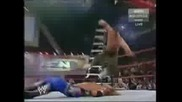 Unforgiven 06: Edge V. Cena (tlc Match)