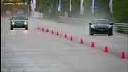 Nissan Gtr stock vs Chrysler 300c 7.0 supercharged + nos