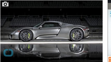 This Startup Says Its 3D-printed Car Can Beat Porsche's Speed Record